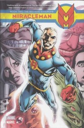 Miracleman (2014) -INT02- Book Two: The Red King Syndrome