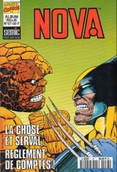 Nova (LUG - Semic) -Rec67- Album relié N°67 (du n°214 au n°216)