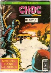 Choc 2e série (Arédit - Comics Pocket) -Rec3074- Album N°3074 (n°17 et n°18)