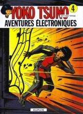 Yoko Tsuno -4c13- AVENTURES ELECTRONIQUES
