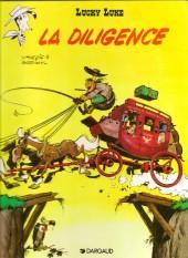 Lucky Luke -32d97- La diligence