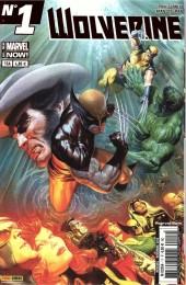 Wolverine (Marvel France 4e série) (2013) -17- Logan mercenaire