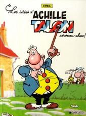 Achille Talon -1c84- Les idées d'achille talon cerveau-choc !