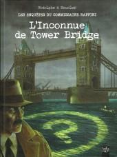 L'homme au bigos (Les Enquêtes du commissaire Raffini) -11- L'Inconnue de Tower Bridge