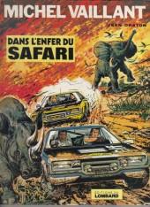 Michel Vaillant -27a1978- Dans l'enfer du safari
