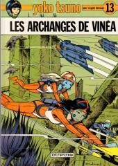 Yoko Tsuno -13a91- Les archanges de Vinéa