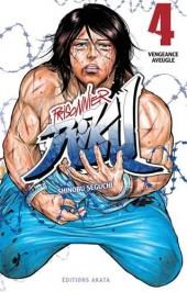 Prisonnier Riku -4- Vengeance aveugle