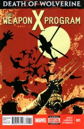 Death of Wolverine: The Weapon X Program (2015) -1- Phase One : Question
