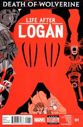 Death of Wolverine: Life After Logan (2015) -1- Issue 1