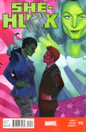 She-Hulk (2014) -10- The Good Old Days, Conclusion