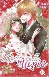 Mademoiselle se marie -18- Tome 18