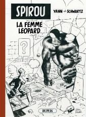 Spirou et Fantasio (Une aventure de.../Le Spirou de...) -7TT- La Femme-léopard