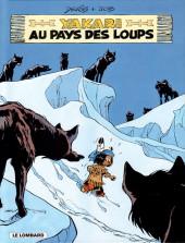 Yakari -8b2002- Au pays des loups