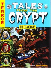 EC Archives (The) -55- Tales from the crypt (volume 5)