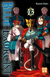 Blue Exorcist -13- Tome 13