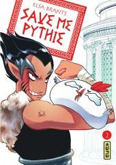 Save Me Pythie -2- Tome 2
