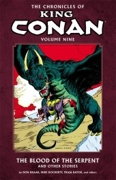 Chronicles of King Conan (The) (2010) -INT09- The Blood of the Serpent and Other Stories