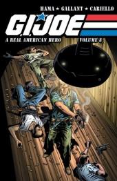 G.I. Joe: A Real American Hero (1982) -INT08- Volume 8