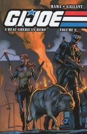 G.I. Joe: A Real American Hero (1982) -INT09- Volume 9