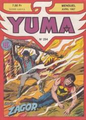 Yuma (1re série) -294- Zagor - Zagor en prison