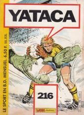 Yataca (Fils-du-Soleil) -216- Goal keeper - Mauvais présages