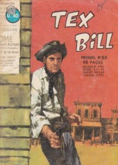Tex Bill -33- Le sentier de la paix