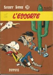 Lucky Luke -28a79- l'escorte