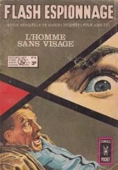 Flash espionnage (1re série - Arédit) -46- L'homme sans visage