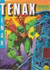 Tenax -133- La planète sauvage