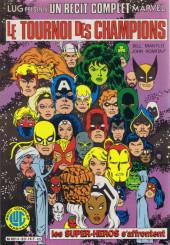 Un récit complet Marvel -3- Le tournoi des champions