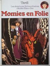 Adèle Blanc-Sec (Les Aventures Extraordinaires d') -4a81- Momies en folie