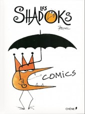 Les shadoks -10- Les shadoks comics