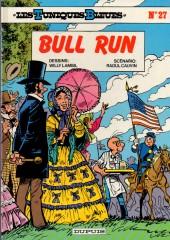 Les tuniques Bleues -27a1990- Bull Run