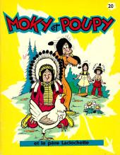 Moky et Poupy -20- Moky et Poupy et le Père Laclochette
