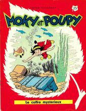 Moky et Poupy -25- Le Coffre Mystérieux
