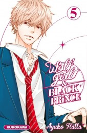 Wolf Girl & Black Prince -5.- Tome 5