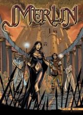 Merlin (Istin/Lambert) -2c- L'Éveil du pouvoir