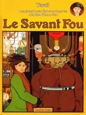 Adèle Blanc-Sec (Les Aventures Extraordinaires d') -3a84- Le Savant Fou