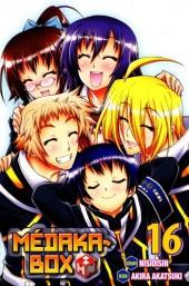 Medaka-Box -16- Volume 16