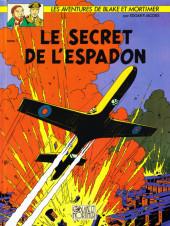 Blake et Mortimer -1c10- Le Secret de l'Espadon - Tome 1