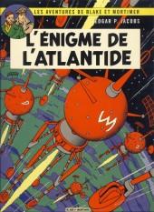 Blake et Mortimer (Les Aventures de) -7d2013- L'Énigme de l'Atlantide
