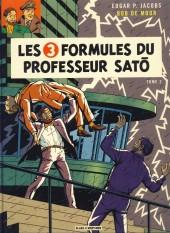 Blake et Mortimer (Les Aventures de) -12c12- Les 3 Formules du Professeur Satô - Tome 2