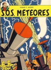Blake et Mortimer -8c12- S.O.S. météores