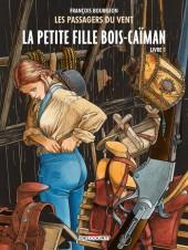 Les passagers du vent -6a- La Petite Fille Bois-Caïman - Livre 1
