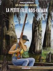 Les passagers du vent -7a- La Petite Fille Bois-Caïman - Livre 2