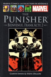 Marvel Comics - La collection (Hachette) -2022- The Punisher - Bienvenue Frank acte 2