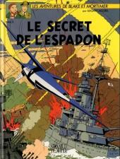 Blake et Mortimer (Les Aventures de) -3b1990- Le Secret de l'Espadon - Tome 3