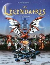 Les légendaires -2a07- Le gardien