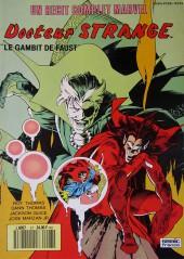Un récit complet Marvel -27- Docteur Strange - Le gambit de Faust