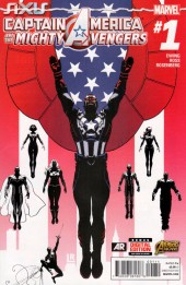 Captain America & the Mighty Avengers (2015) -1- We Take Care Of Our Own